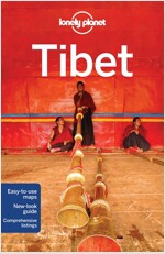 Lonely Planet Tibet (Paperback, 9, Revised)