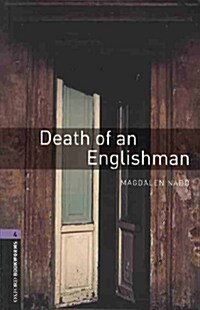 Oxford Bookworms Library: Level 4:: Death of an Englishman (Paperback)