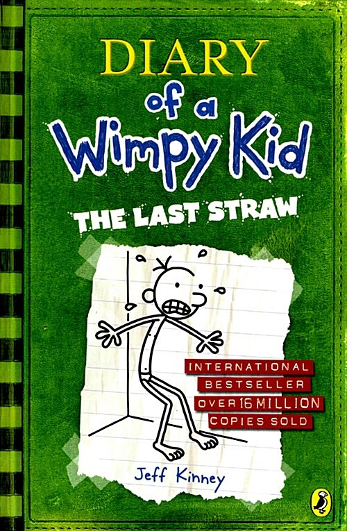 Diary of a Wimpy Kid #3 : The Last Straw (Paperback)