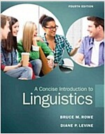 A Concise Introduction to Linguistics (Paperback, 4)
