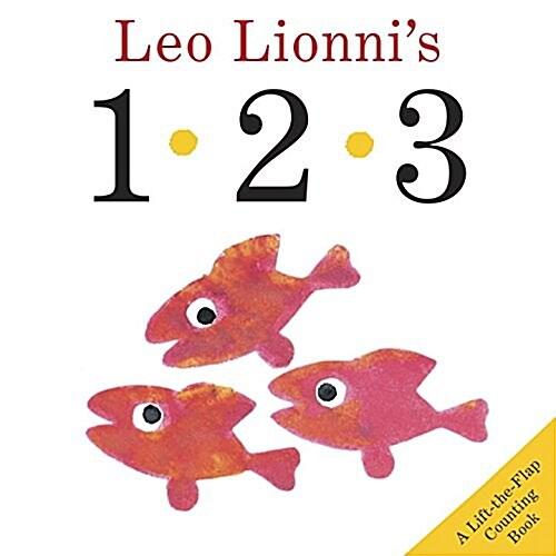 Leo Lionnis 123 (Board Book, LTF)