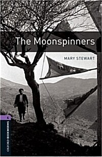 Oxford Bookworms Library: Level 4:: The Moonspinners (Paperback)
