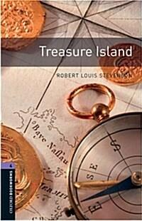 Oxford Bookworms Library: Level 4:: Treasure Island (Paperback)