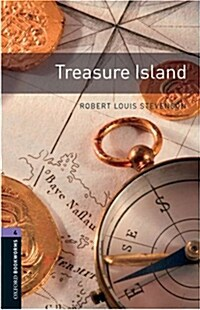 Oxford Bookworms Library: Level 4:: Treasure Island audio CD pack (Package)