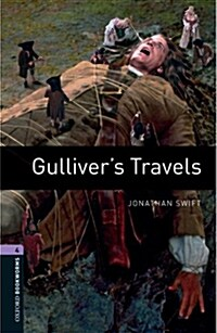 Oxford Bookworms Library: Level 4:: Gullivers Travels audio CD pack (Package)