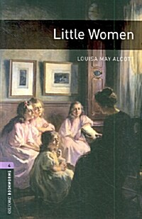 Oxford Bookworms Library: Level 4:: Little Women audio CD pack (Package)