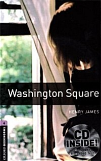 Oxford Bookworms Library: Level 4:: Washington Square audio CD pack (Package)