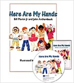 노부영 Here Are My Hands (Paperback + CD)
