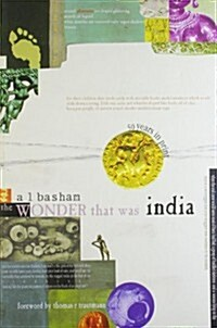 The Wonder that was India : Volume 1 (Paperback)