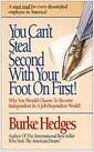 [중고] You Can't Steal Second With Your Foot on First (Paperback)
