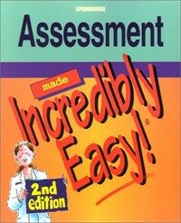 Assessment made incredibly easy! 2nd ed