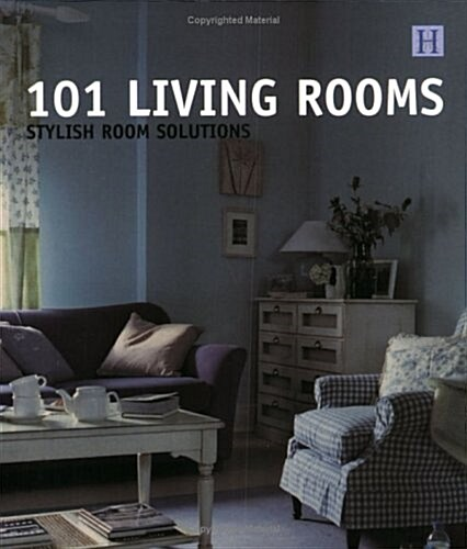 101 Living Rooms (Paperback)