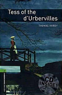 Oxford Bookworms Library: Level 6:: Tess of the dUrbervilles audio CD pack (Package)