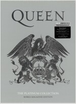 Queen - The Platinum Collection [3CD 코리아 매거진 에디션]