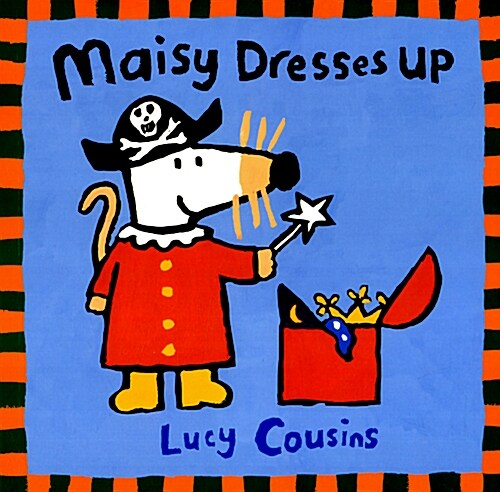 Maisy Dresses Up (Paperback, TV Tie-in Edition)