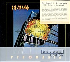 [수입] Def Leppard - Pyromania [2CD Deluxe Edition]