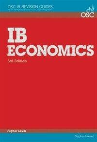 IB Economics Higher Level (Paperback, 3 ed)