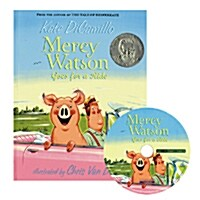Mercy Watson Goes for a Ride (Book + CD)