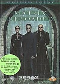 [중고] 매트릭스 2 : 리로디드 (2disc)