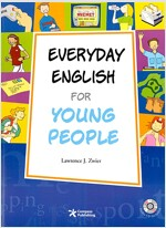 Everyday English for Young People (Paperback, CD 1장 포함)