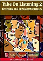 Take on Listening 2: Listening and Speaking Strategies Student Book (Paperback)