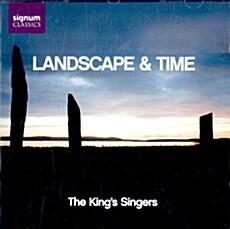[수입] 킹스 싱어즈 : 풍경 그리고 시간
