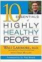 [중고] 10 Essentials of Highly Healthy People (Hardcover)