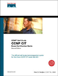 CCNP CIT exam certification guide 2nd ed