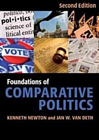 Foundations of Comparative Politics (Paperback, 2 Rev ed)