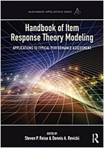 Handbook of Item Response Theory Modeling : Applications to Typical Performance Assessment (Paperback)