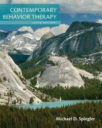 Contemporary behavior therapy / 6th ed