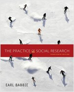 The Practice of Social Research (Hardcover, 14)