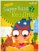 Super Easy Reading 2 : Student's Book + Hybrid CD (2nd Edition)
