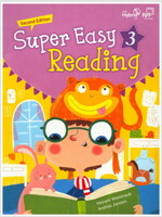 Super Easy Reading 3 : Student's Book + Hybrid CD (2nd Edition)