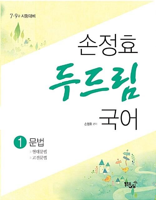 손정효 두드림 국어 - 전3권