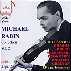 [수입] 마이클 래빈의 실황 연주 선집(3CD)