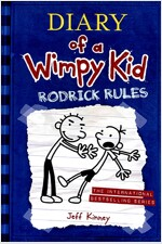 Diary of a Wimpy Kid #2 : Rodrick Rules (Paperback, International Edition)