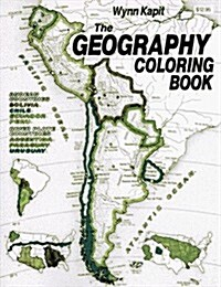Geography Coloring Book (Paperback, 1st)