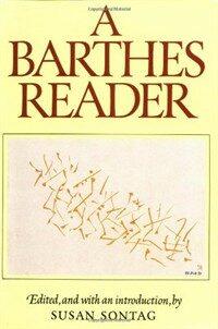 A Barthes reader :