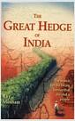 [중고] Great Hedge of India: The Search for the Living Barrier That Divided a People (Paperback, First Edition)
