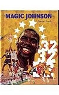 Magic Johnson (Basketball Legends) (Library Binding)
