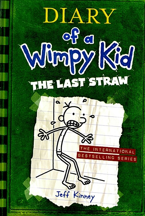 Diary of a Wimpy Kid 3 : The Last Straw (Paperback, International Edition)