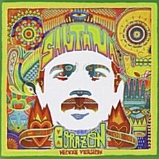 [수입] Santana - Corazon [CD+DVD Deluxe Version]
