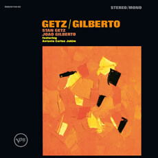 [수입] Stan Getz & Joao Gilberto - Getz/Gilberto [50th Anniversary]