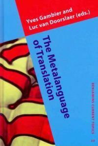 The metalanguage of translation
