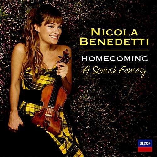Homecoming - 브루흐 : 스코틀랜드 환상곡 Op.46, 스코틀랜드 민요
