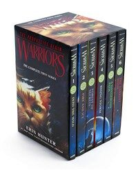 Warriors Box Set: Volumes 1 to 6: The Complete First Series (Paperback)