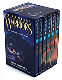 Warriors: The New Prophecy Set: The Complete Second Series (Boxed Set)