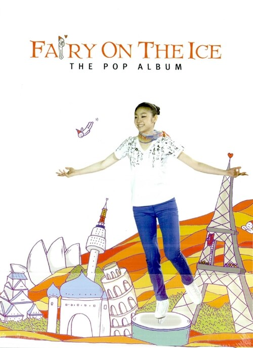 [중고] 김연아 - Fairy On The Ice: The Pop Album [2CD]