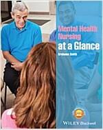 Mental Health Nursing at a Glance (Paperback)